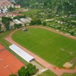Luftbild Sportplatz