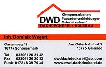 unser Sponsor DWD